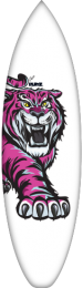 Ty Richardson - Tiger Pink